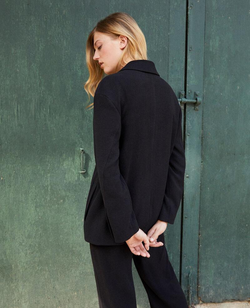 tailoring-Blazer Noir Jadiss