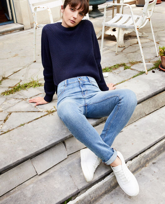Slim-Jeans MEDIUM WASH