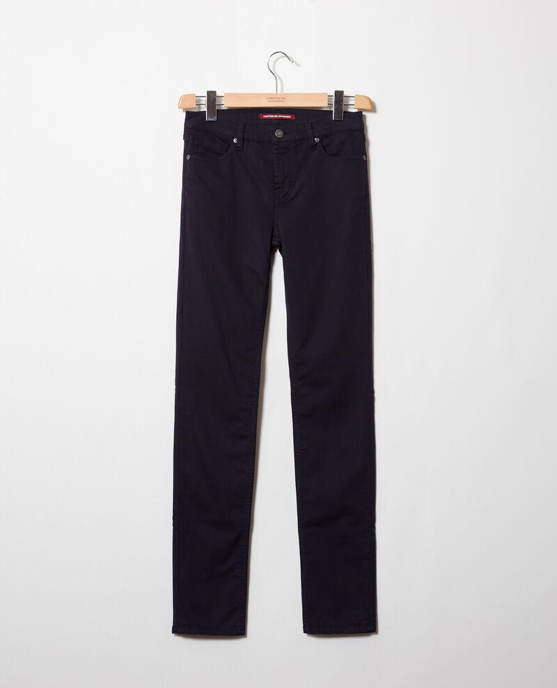 Slim-fit-Jeans Noir Ilineto
