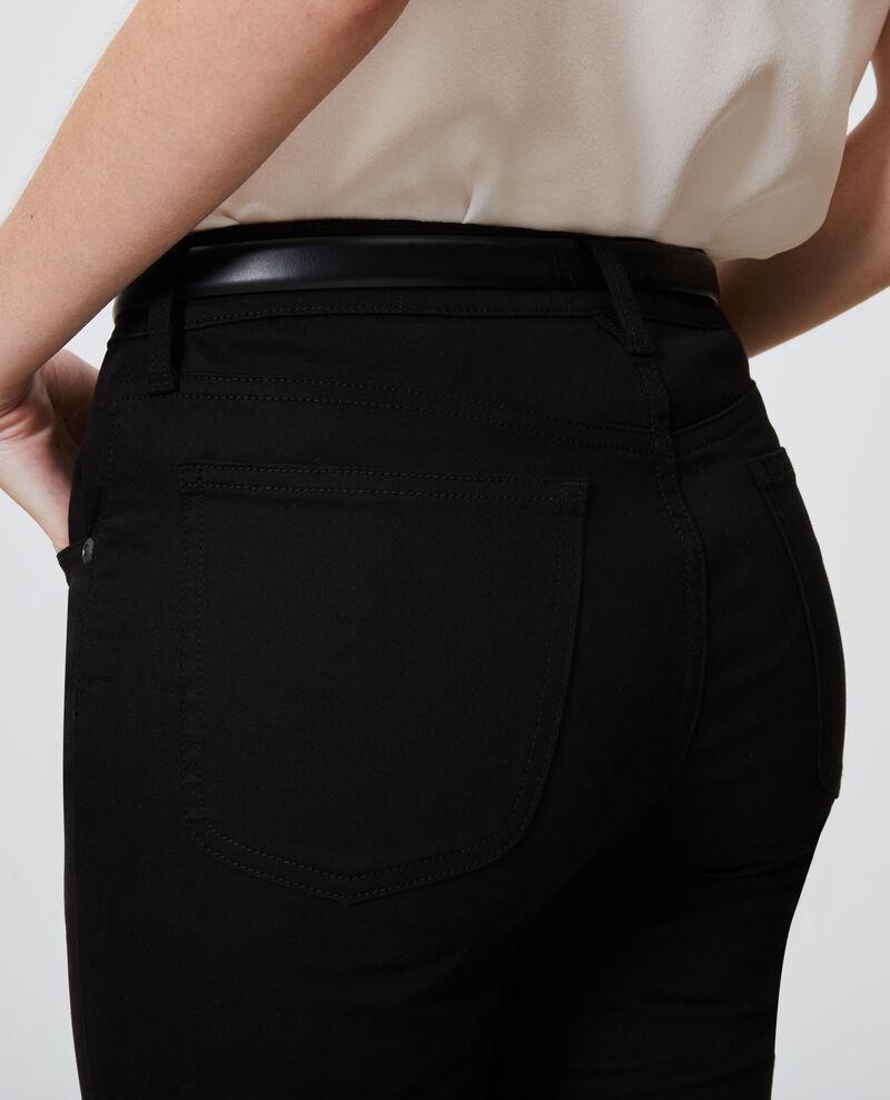 SKINNY - Jeans 5 Tascchen Black beauty Mozakiny