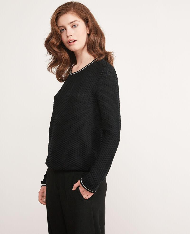 Pullover Noir Doffice