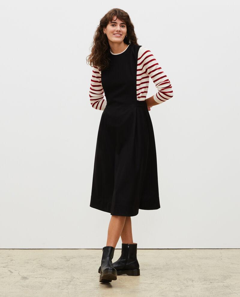 Überkleid aus Wolle Black beauty Mantilly