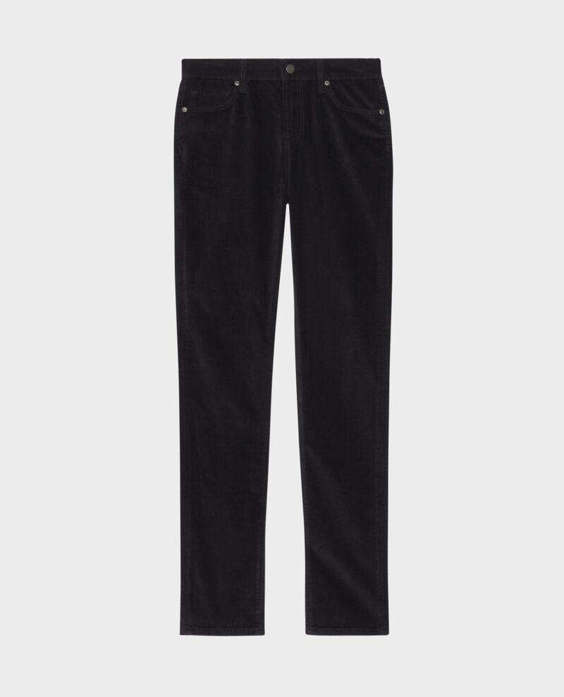 LILI - SLIM - 5-Pocket-Jeans Night sky Pavelt