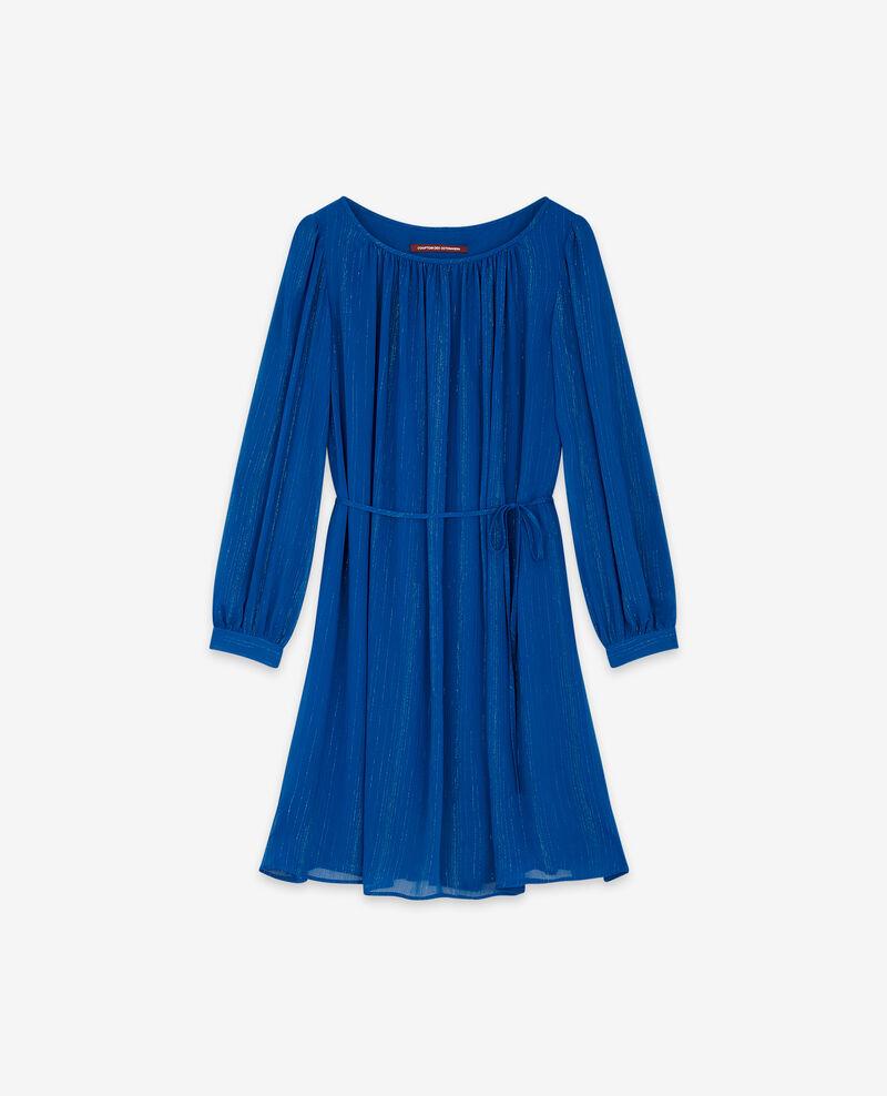 Kleid mit Lurexdetails Sapphire Dolly