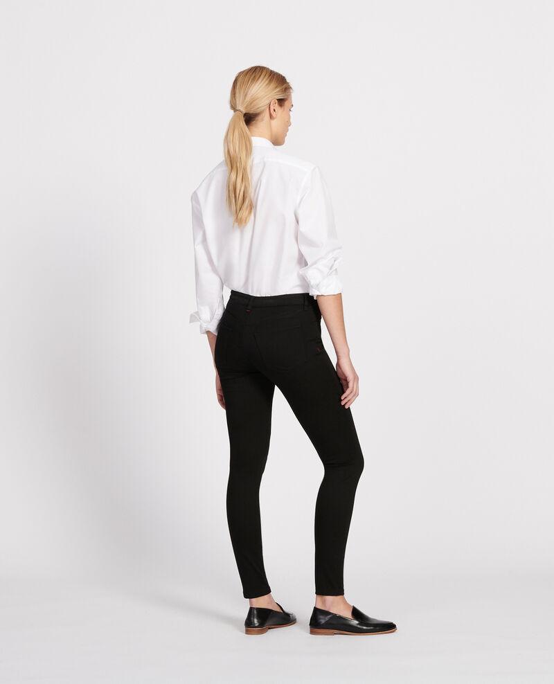 Jeans mit Skinny-Fit Noir Jani
