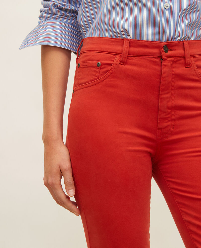 SLIM STRAIGHT - Gerade Jeans Ketchup Lozanne