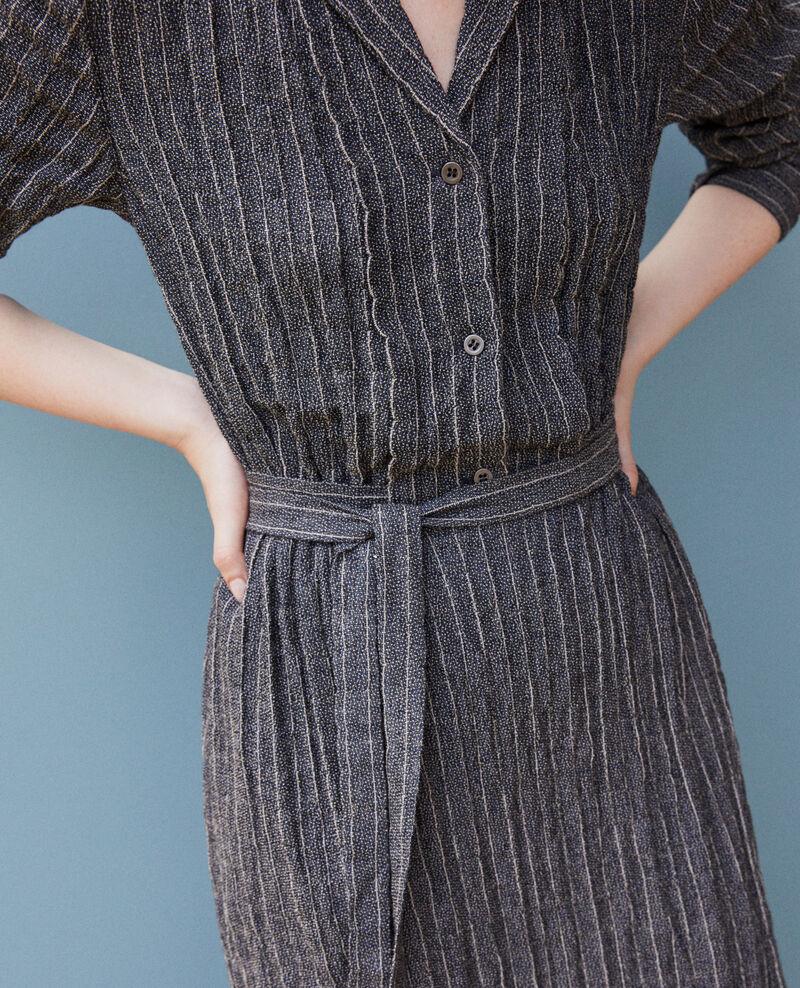 Hemdkleid Grau Gatte