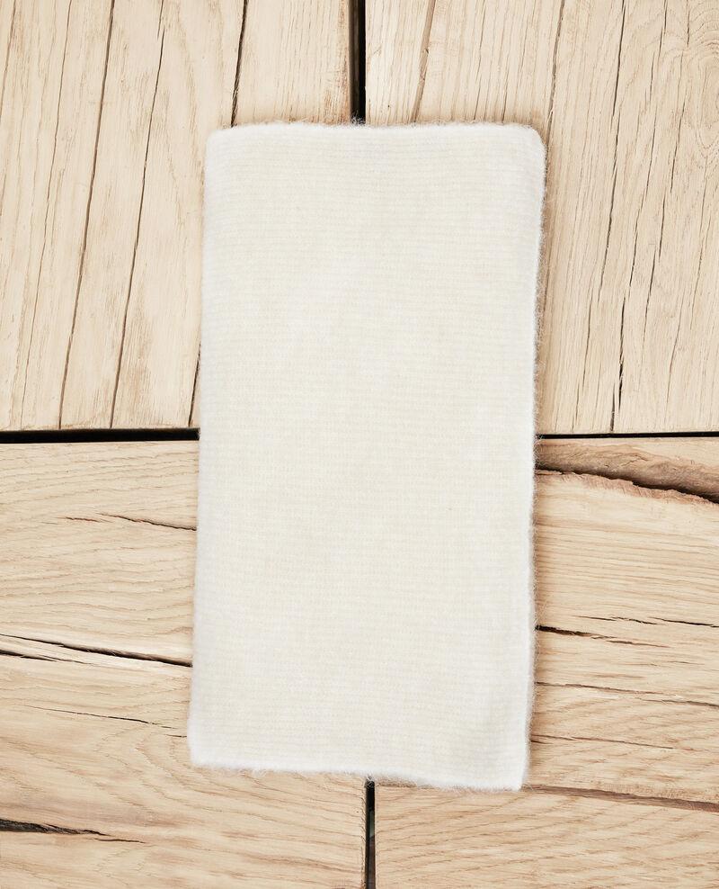 Weicher Schal Off white Jecou