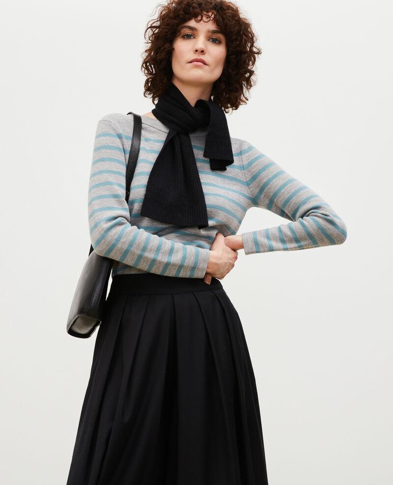 Wollpullover im Marinelook Str_ltgry_ trs Liselle