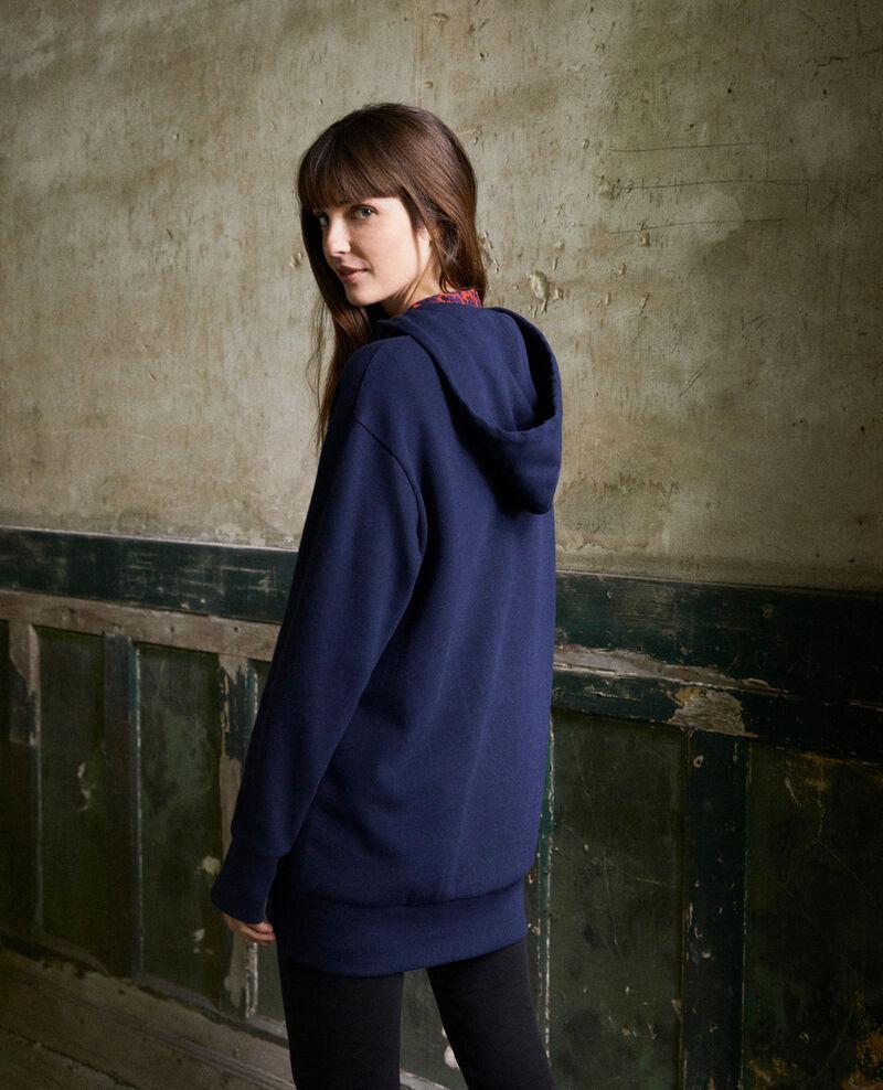 Kapuzen-Sweatshirt Dark navy Jasette