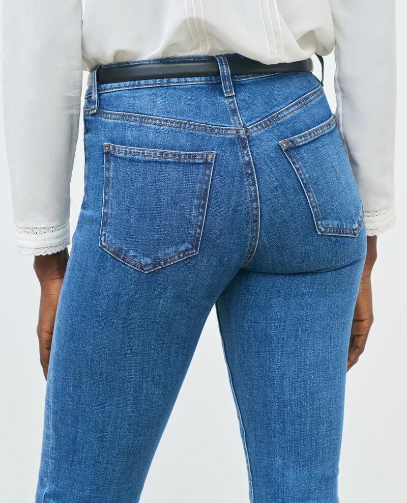 LILI - SLIM - Jeans 5 Taschen Denim medium wash Mandro