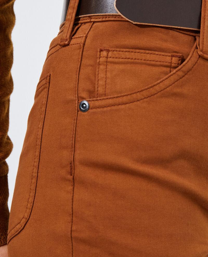DANI - SKINNY - 5- Pocket-Jeans mit hoher Taille Monks robe Pozakiny