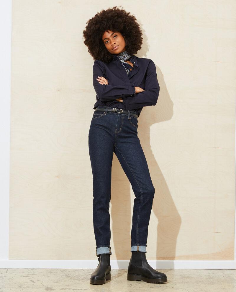 LILI - SLIM - 5-Pocket-Jeans Denim rinse Pandrinse