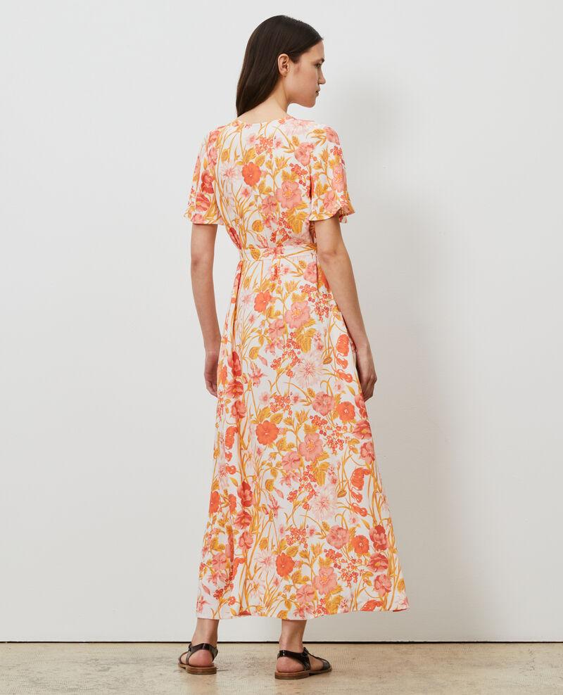 Langes Kleid Ete gardenia b Lavish