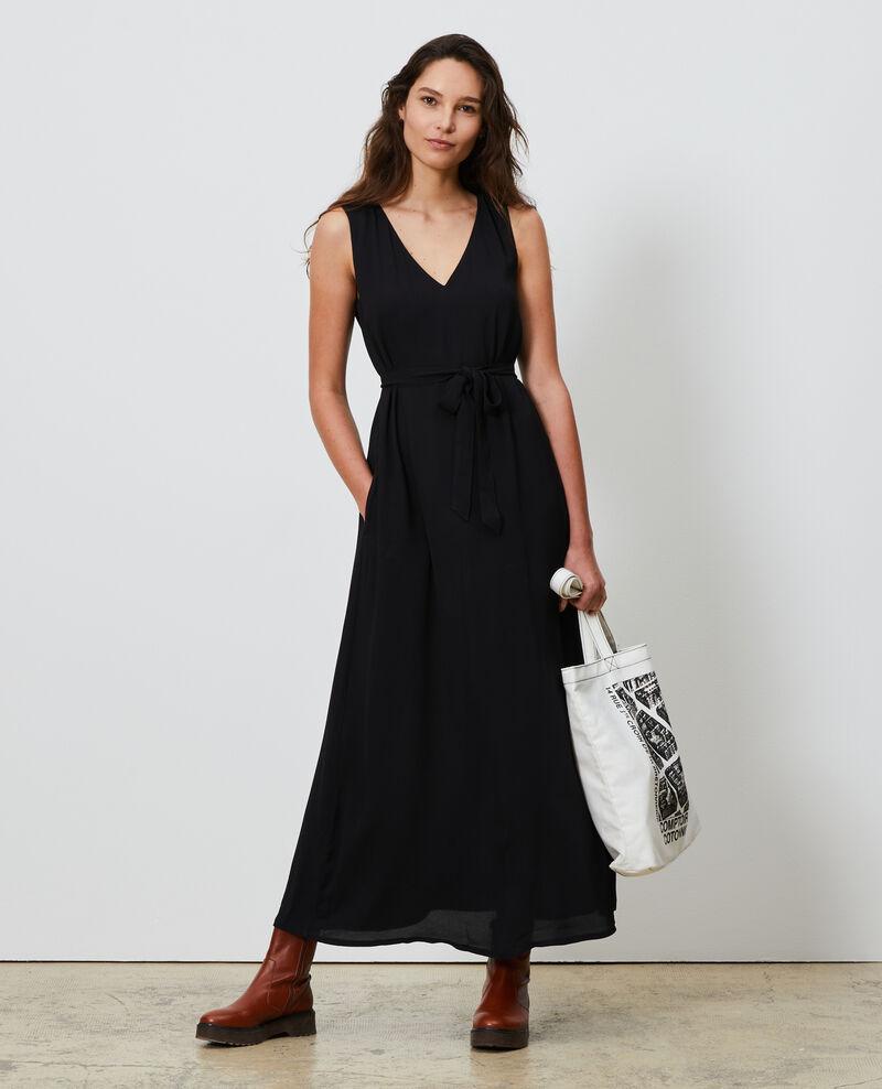 Langes Kleid Black beauty Lalonde