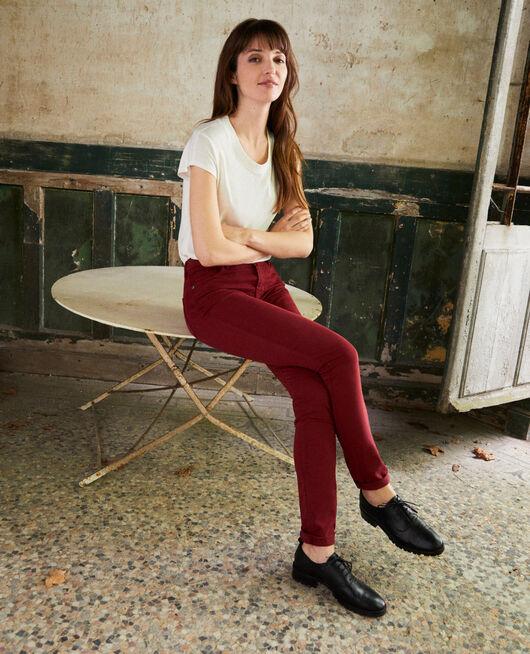Slim-Jeans CABERNET