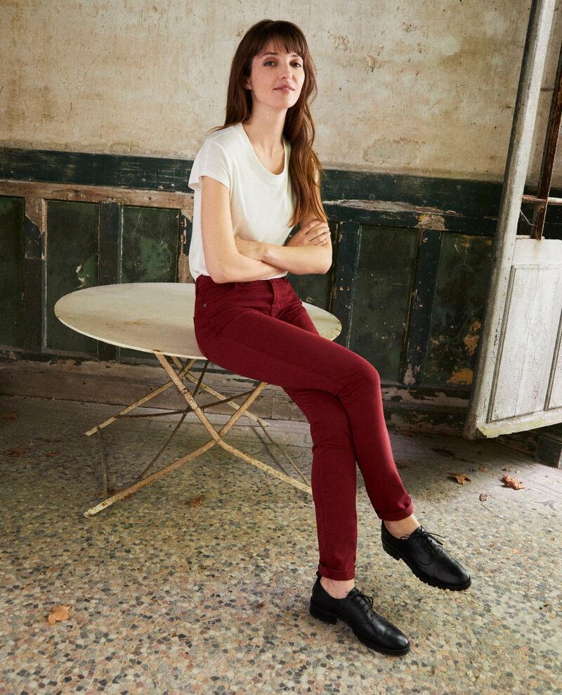 Slim-Jeans Cabernet Jilineto