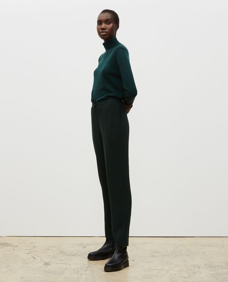 Hose im Tayloring-Stil mit eng zulaufendem Bein Scarab Marca