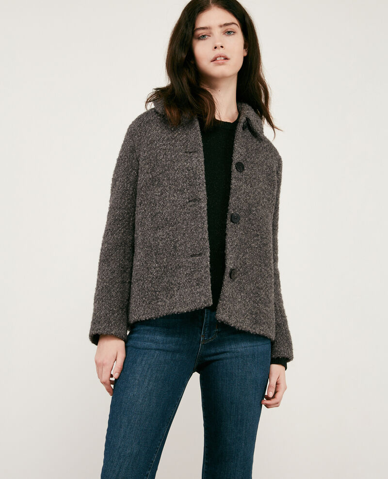 Wolljacke Dark grey Dayonne