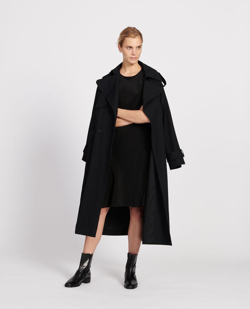 Fließendes Kleid Black beauty Leonide