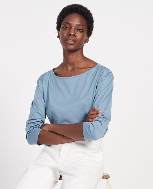 T-Shirt aus Baumwolle BLUESTONE