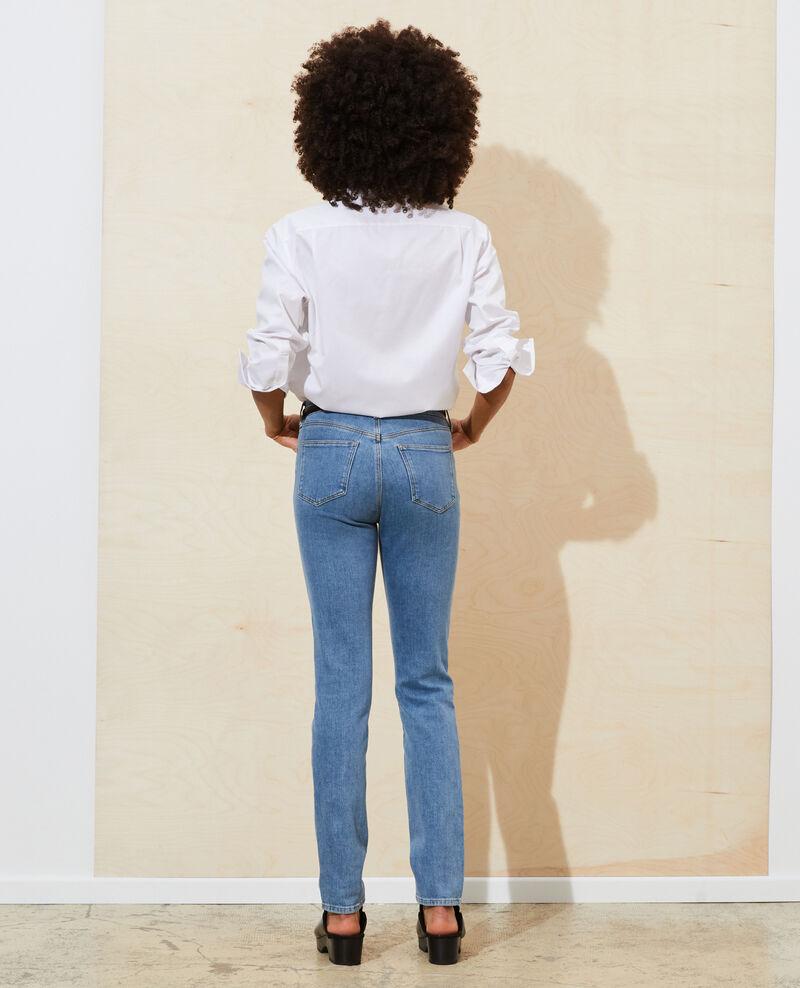 LILI - SLIM - 5-Pocket-Jeans Denim medium wash Pandra
