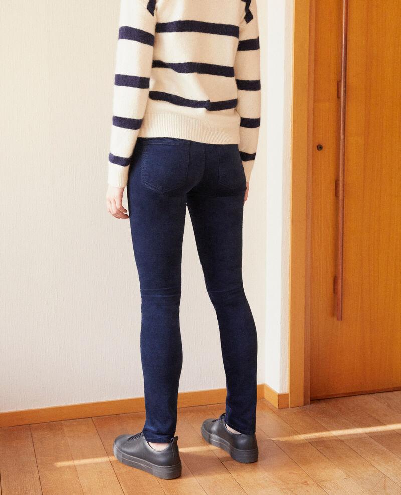 Slim-Jeans Medieval blue Guillemin