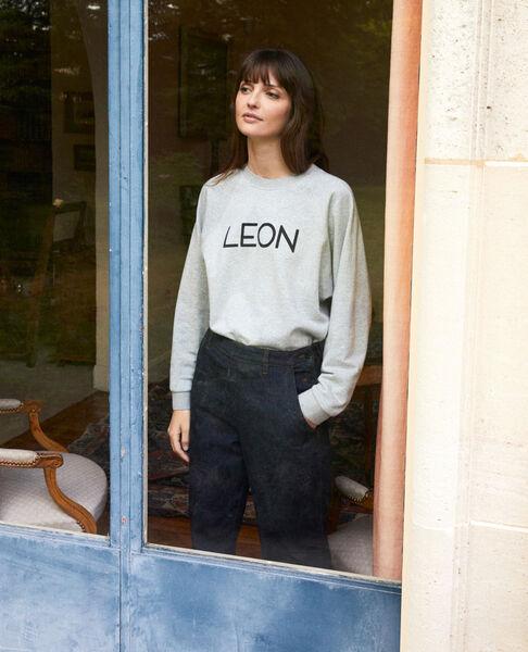 Comptoir des Cotonniers - sweatshirt leon - 2
