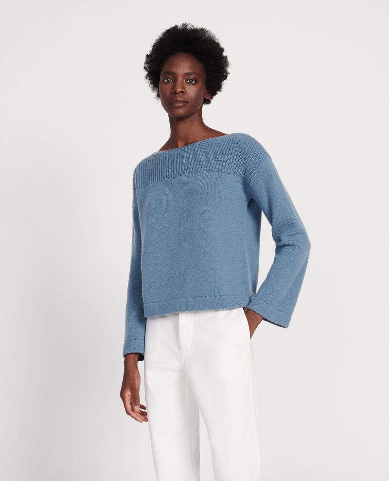 Pullover aus Wolle und Kaschmir Bluestone Lalane