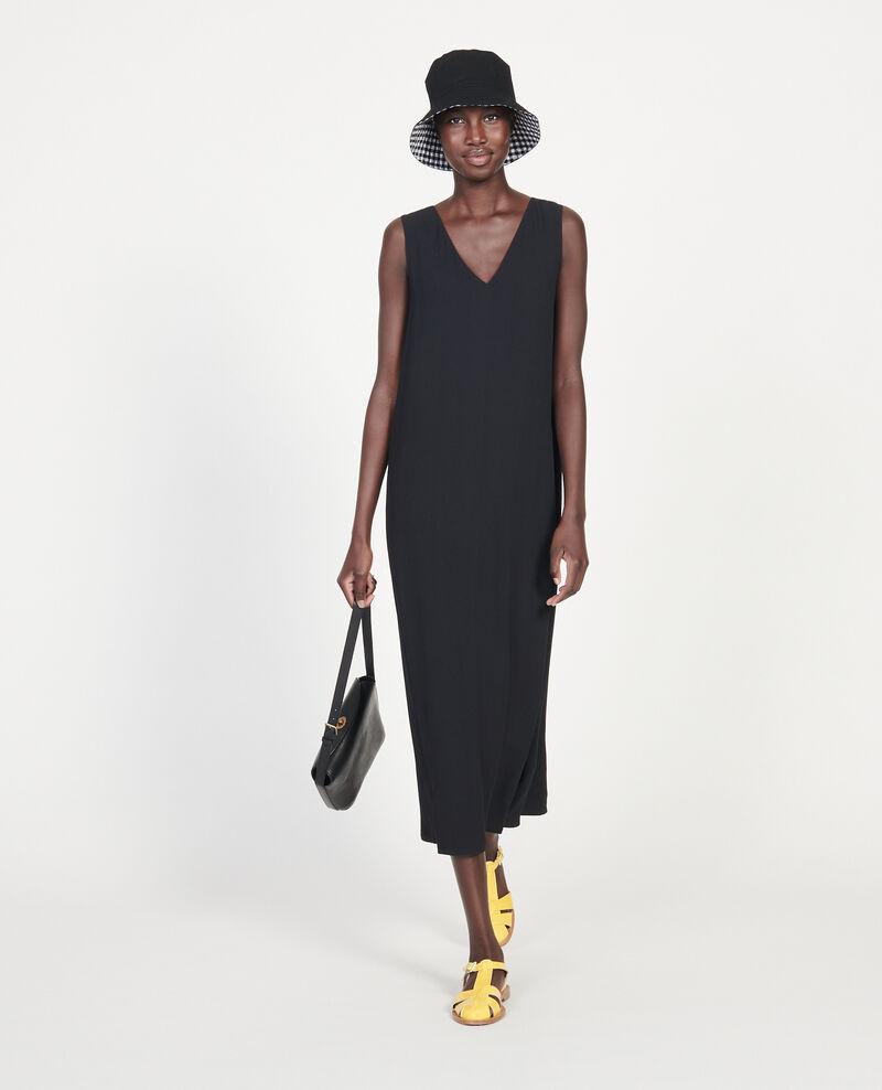 Fließendes Kleid Black beauty Lalonde