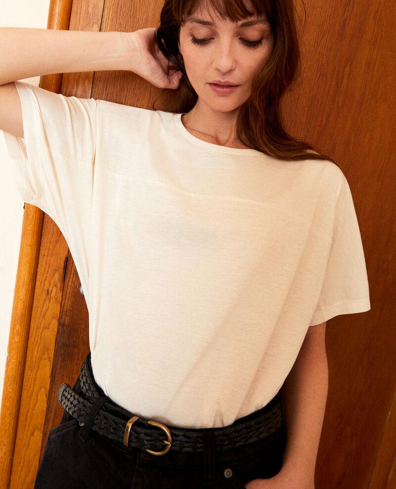 T-Shirt aus Baumwolle Off white Jokari
