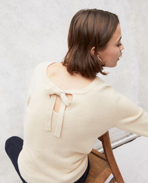 Comptoir des Cotonniers - pullover mit rundhalsausschnitt aus mohair - 1