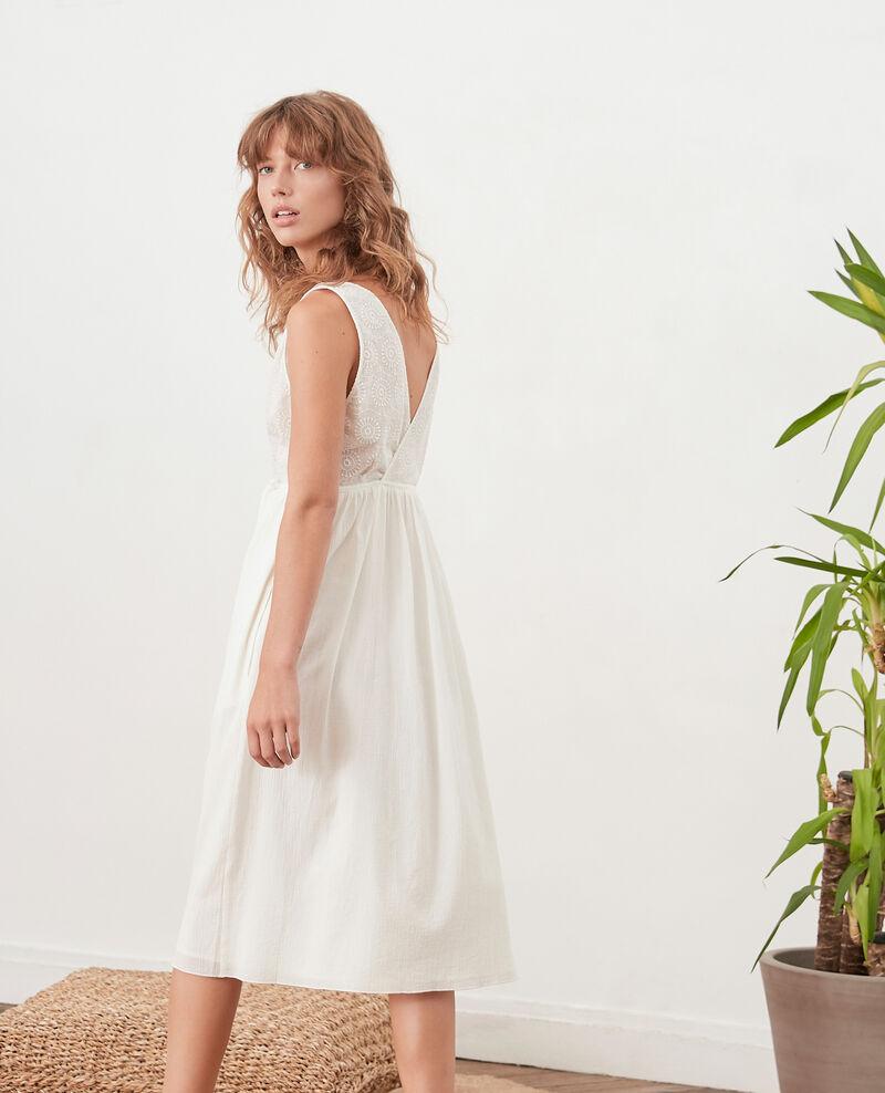 Wickelkleid Blanc Filo