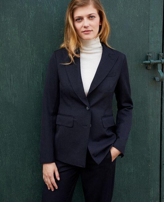 tailoring-Blazer DARK NAVY