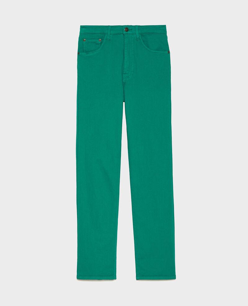 SLIM STRAIGHT - Gerade Jeans Golf green Lozanne