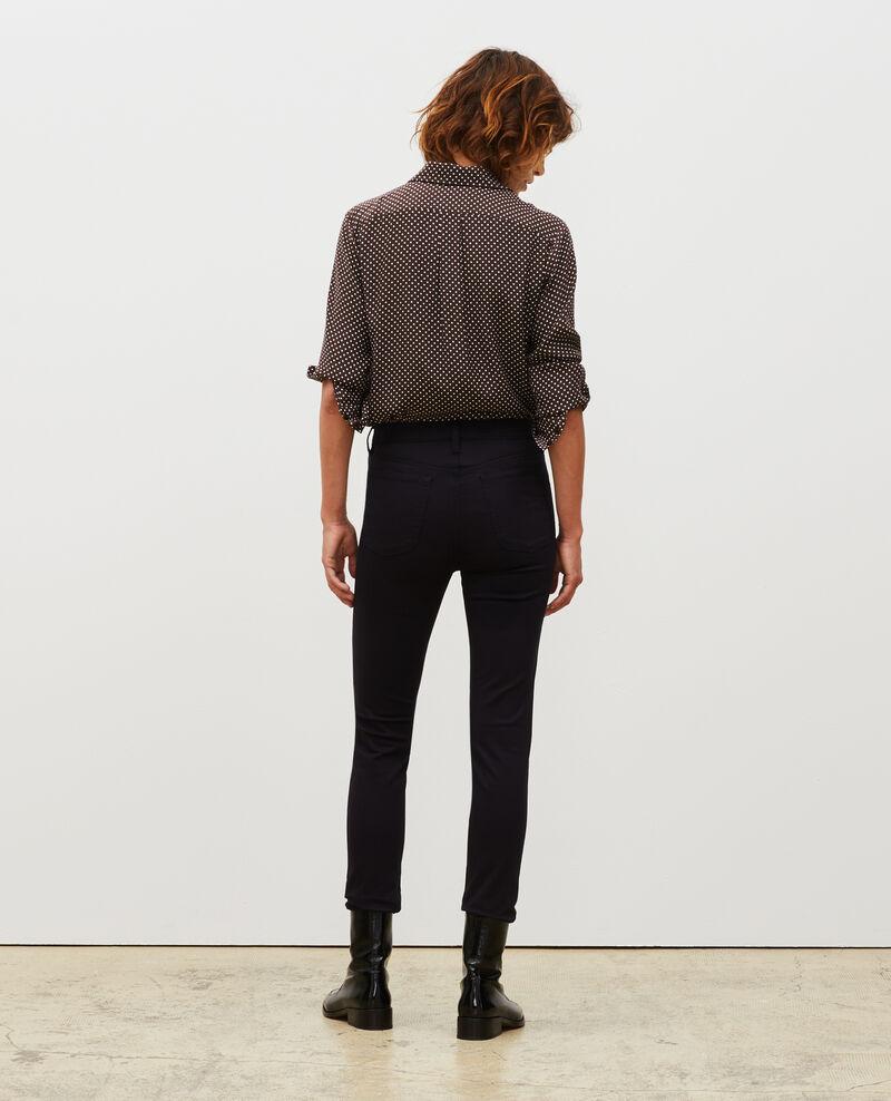 SKINNY - Jeans 5 Tascchen Night sky Mozakiny