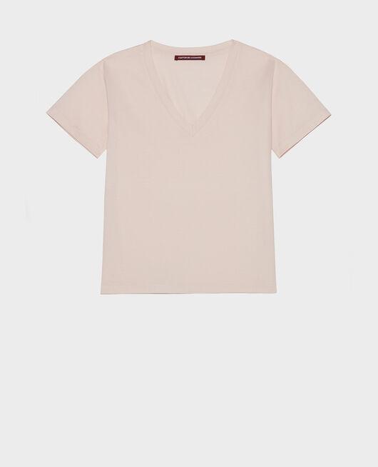 Camiseta de algodón PRIMROSE PINK