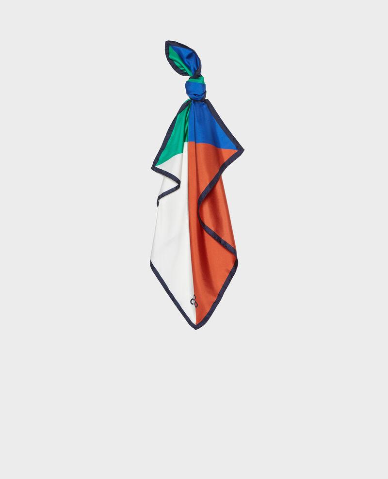 Seidenschal Surf the web Lassana