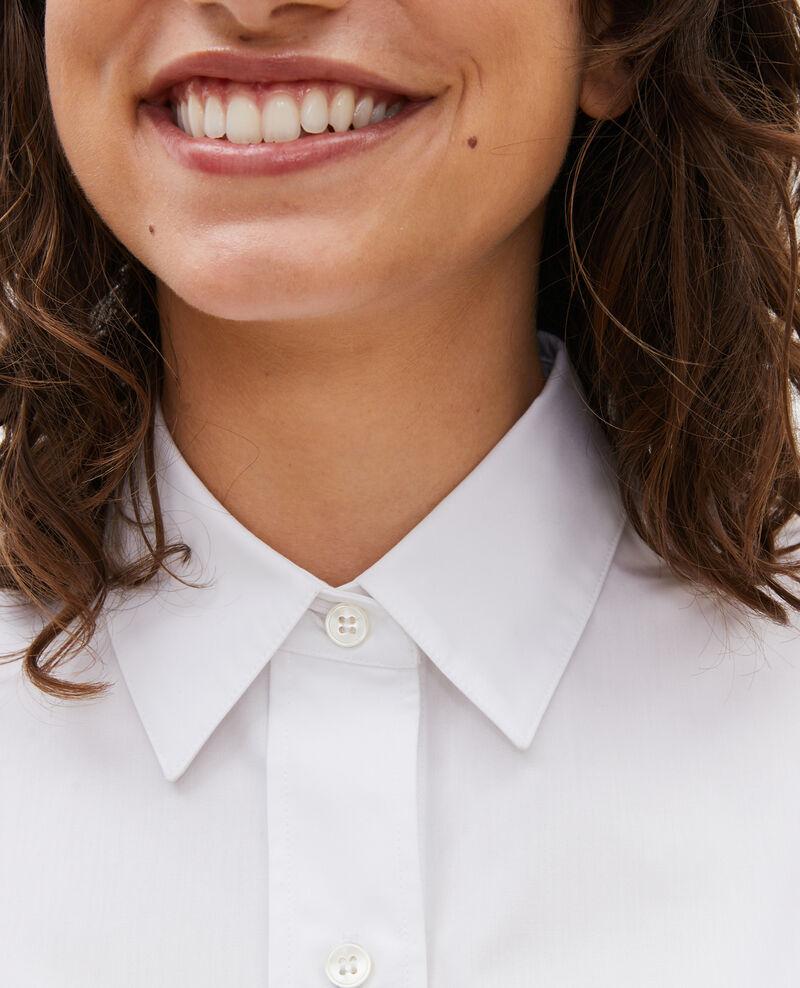 Boyish Bluse aus Baumwolle Optical white Lynda