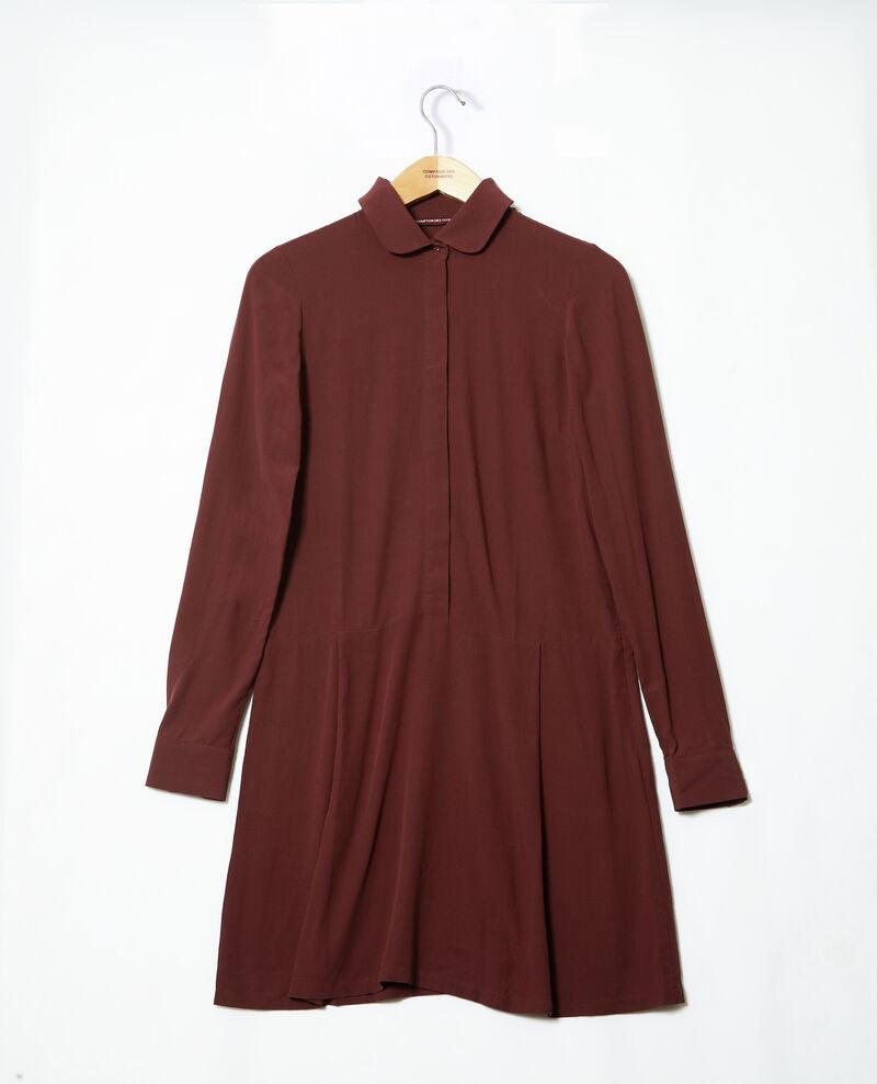 Robe coupe droite Braun 9giorgo