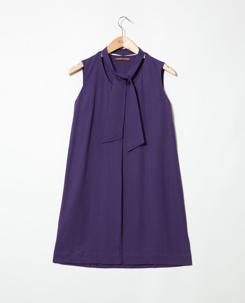 Kleid mit abnehmbarem Band Ink navy Iolandi