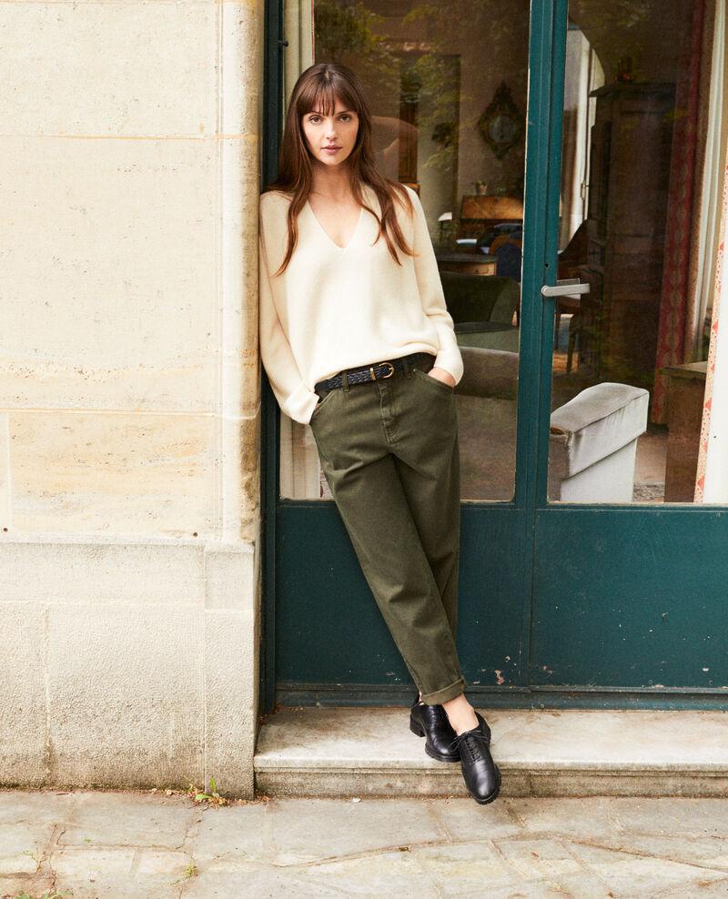 Jeans mit trendiger Passform Deep depths Jantone