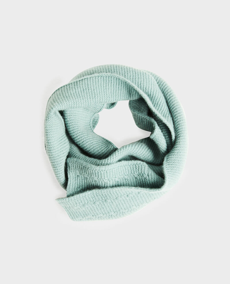 Schal aus Kaschmir  Chinois green Minet