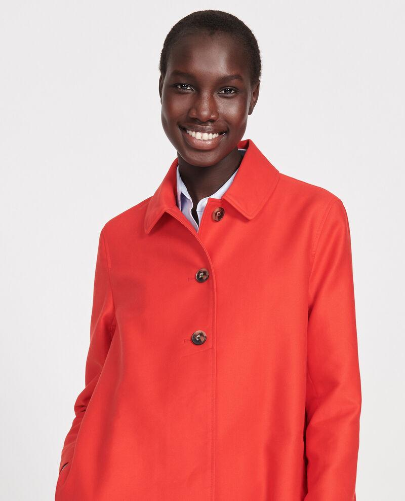 Mantel aus Baumwolle Fiery red Loyale