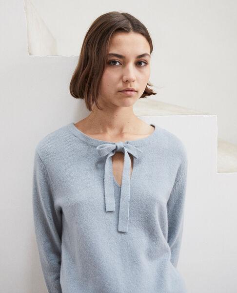 Comptoir des Cotonniers - pullover mit rundhalsausschnitt aus mohair - 4