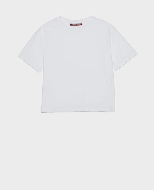 Oversize T-Shirt OPTICAL WHITE