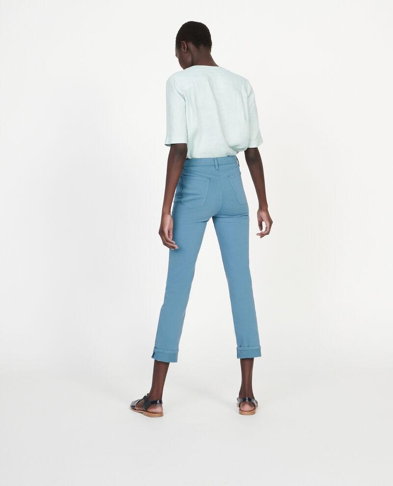 Gerade geschnittene Hose Bluestone Lozanne