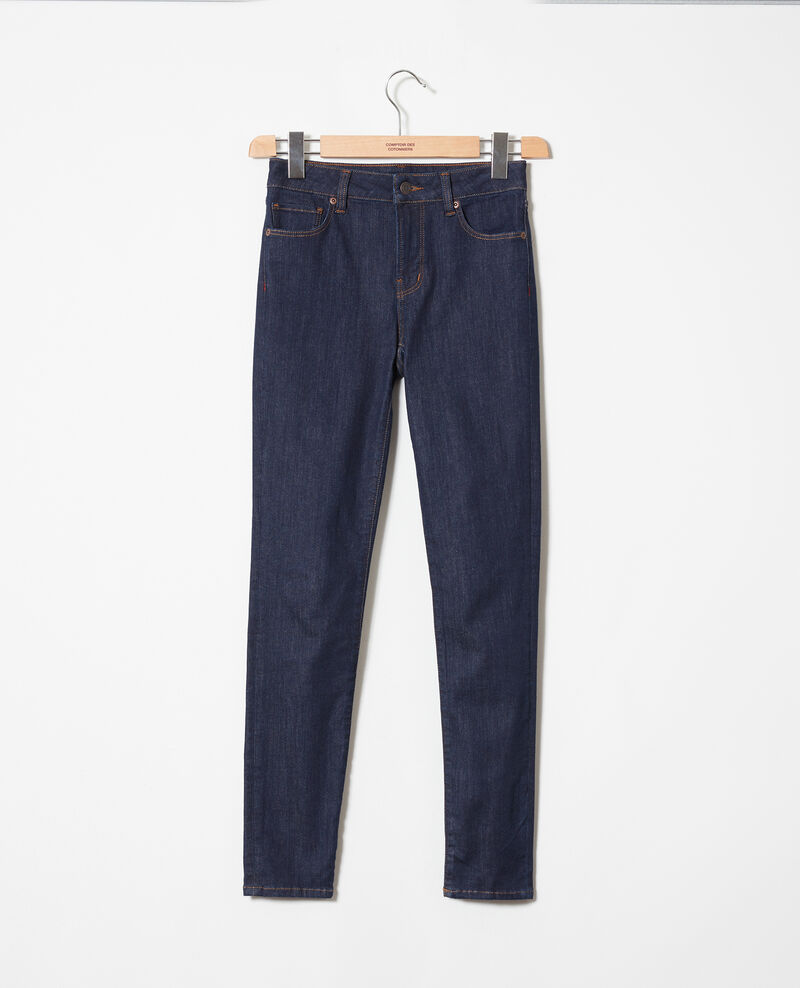 Skinny-Jeans Rinse Jiski