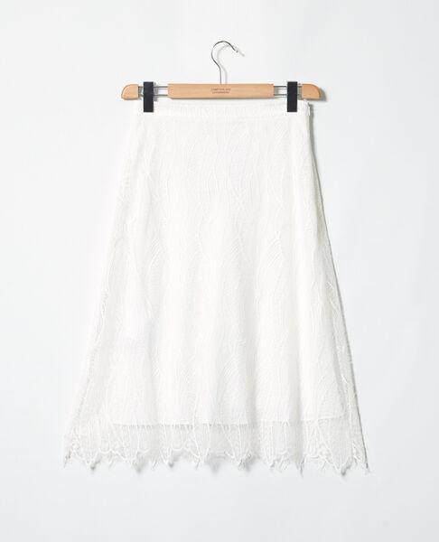 Comptoir des Cotonniers - jupe en dentelle - 2
