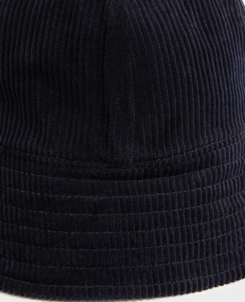 Kord-Bucket-Hat Night sky Pelo